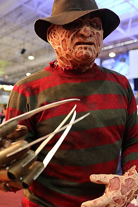 Image illustrative de l'article Freddy Krueger