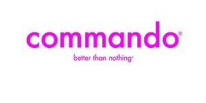 Commando (company) - Image: Commando logo tagline