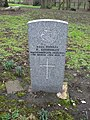 Commonwealth War Grave in Jarrow Cemetery (WW1-12) - geograph.org.uk - 1603483.jpg