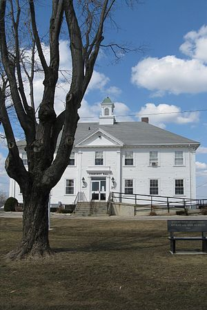 Rutland, Massachusetts - Community Hall