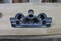 Concealed hinge jig