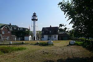 Coney Island Light - Image: Coney Island Lighthouse 01