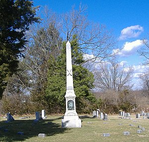 Confederate Monument in Georgetown - Image: Confederate Monument in Georgetown