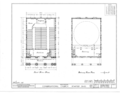 Congregational Church, Atwater, Portage County, OH HABS OHIO,67-ATWA,1- (sheet 1 of 5).png