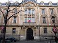 Conservatoire national des arts et métiers, Rue Montgolfier, Paris 14 March 2017.jpg
