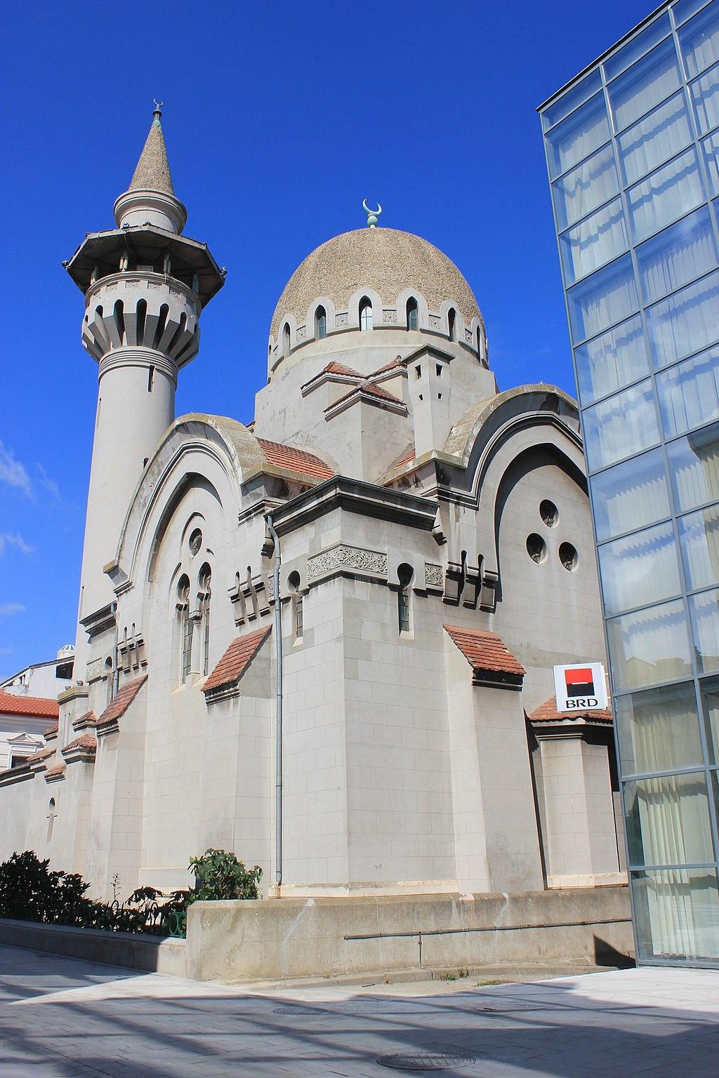 Constanta Moschee