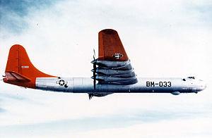 Convair B-36B in Air.jpg