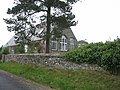 Converted schoolroom up the hill from Brongest - geograph.org.uk - 577486.jpg