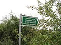 Coolham ALG sign - geograph.org.uk - 258866.jpg