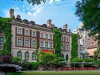 Cooper Hewitt, Smithsonian Design Museum Design museum in Manhattan, New York