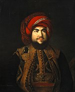 Coraly de Fourmond - Portrait of Sidi Mohamed Machsen, Governor of Tripoli.jpg
