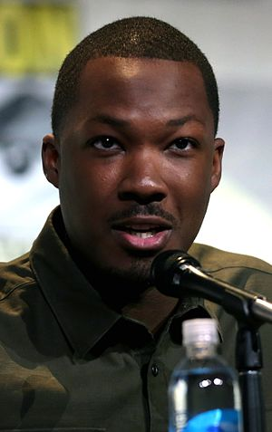 24: Legacy - Corey Hawkins plays the male lead, Eric Carter.