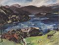Corinth - Walchensee, Landschaft mit Kuh - 1921.jpeg