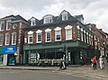 Corner of Barker Street and Claremont Hill, Shrewsbury.jpg