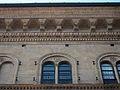 Cornisa i finestres del Palau Mèdici-Riccardi de Florència.JPG