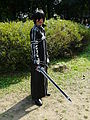 Cosplayer of Kirito from Sword Art Online 20131013.jpg