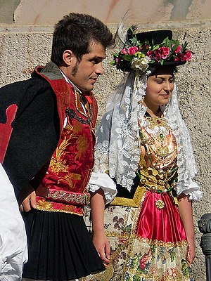 Quartu Sant'Elena - Traditional dresses