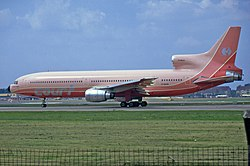 Court Line Lockheed L-1011