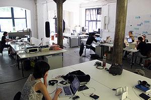 Coworking - Coworking space in Berlin.