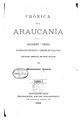 Crónica de la Araucanía - Tomo I (1888).pdf