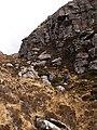 Crag, Carn Dearg - geograph.org.uk - 752181.jpg