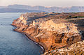 Crater rim - seen from cape Akrotiri - Santorini - Greece - 04.jpg
