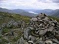 Creag nan Damh , Munro No 274 - geograph.org.uk - 229121.jpg