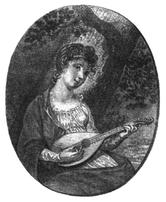 Mandolino cremonese, 1805