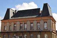 Criquetot-l'Esneval (France), town hall.jpg