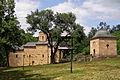Crkva Svetog Save i porodicna kapela bana Dobrice Matkovica, Savinac kraj Gornjeg Milanovca.jpg
