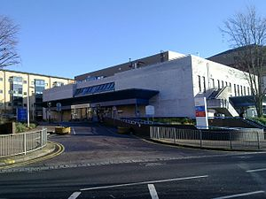 Croydon University Hospital - Image: Croydon University Hospital