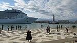 Cruiseship passing Venice.JPG