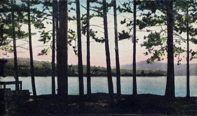 Crystal Lake, Gilmanton Hills, NH