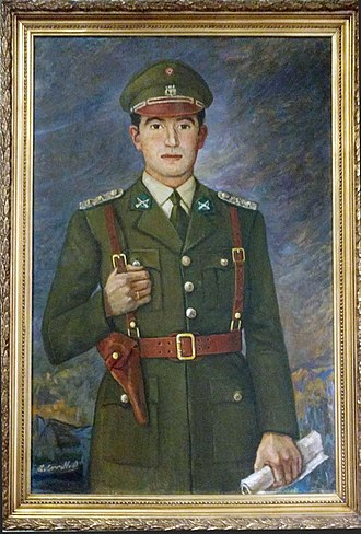 Laguna del Desierto incident - Today Hernán Merino is honored in Chile, and specially in Carabineros de Chile institution.