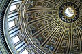 Cupola del Brunelleschi nella Basilica di San Pietro, città del Vaticano (Roma) - panoramio (2).jpg