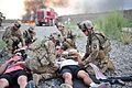 Currahees conduct mass casualty exercise 130806-A-QG286-004.jpg