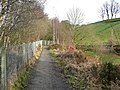 Cycleway, Mytholmroyd - geograph.org.uk - 1200093.jpg