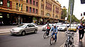 Cycling in Melbourne 2012.jpg