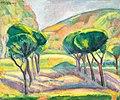Czigány Dezső - 1930 körül - Dél-Francia táj.jpg