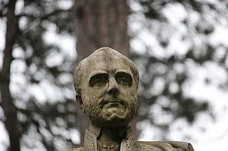 Bust of Claude-Marius Vaïsse