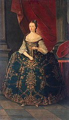 Portrait of Maria Francisca, Princess of Brasil and Beira