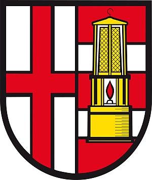 Horhausen, Altenkirchen - Image: DEU Horhausen COA