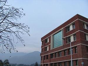 DIT University - Architectural Building of DIT University