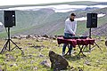 DJ Alber Ensso concert on Aragats mountain.jpg