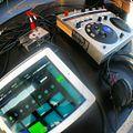 DJ player on iPad, Pioneer EFX-500, Sennheiser headphone - #gearporn #moving #party (2012-05-30 by j bizzie).jpg