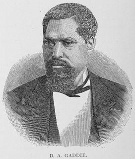 Daniel Abraham Gaddie