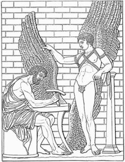 Daedalus Greek mythological figure
