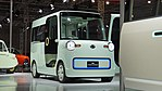 Daihatsu DN PRO CARGO right front view at 10th Osaka Motor Show December 10, 2017.jpg