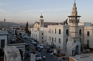 Greek Orthodox Church of Antioch Christian Eastern Orthodox-oriented denomination in the Middle East and abroad