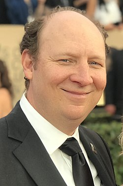 Dan Bakkedahl vid Screen Actors Guild Awards 2018.